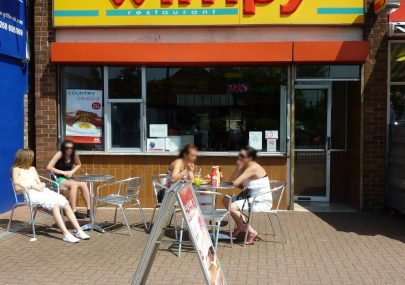 Canvey's Wimpy to close ***Updated***