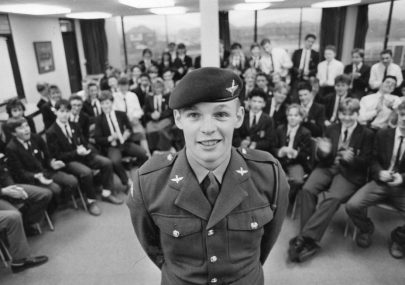 Pvt Chris Bartlett