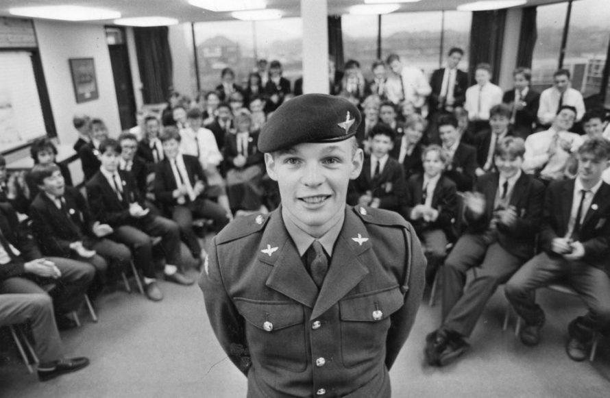Pvt Chris Bartlett | Echo Newspaper Group