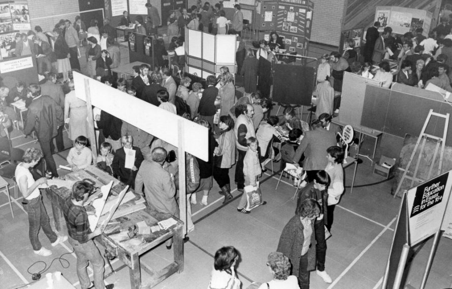 Careers Evening 1984 | Echo Newspaper Group