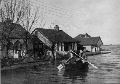 My Mum and the flood of 1953