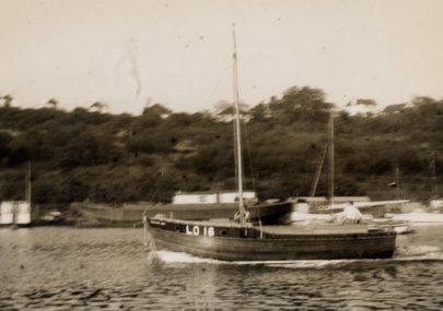 Trials of Fishing Vessel