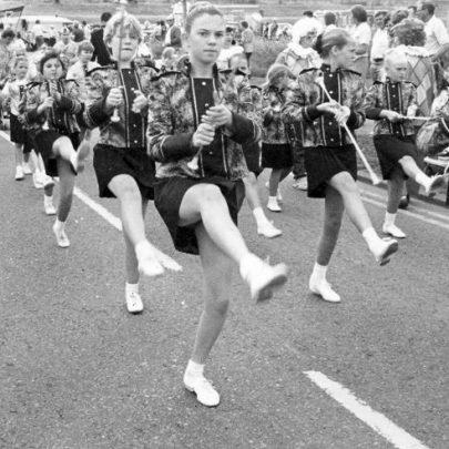 1992 Majorettes