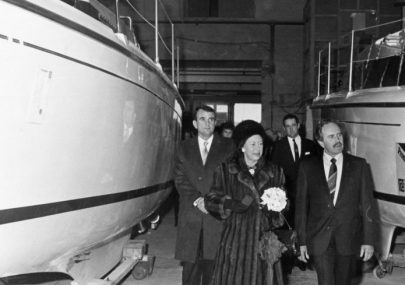 Princess Margaret's Visit to Prouts
