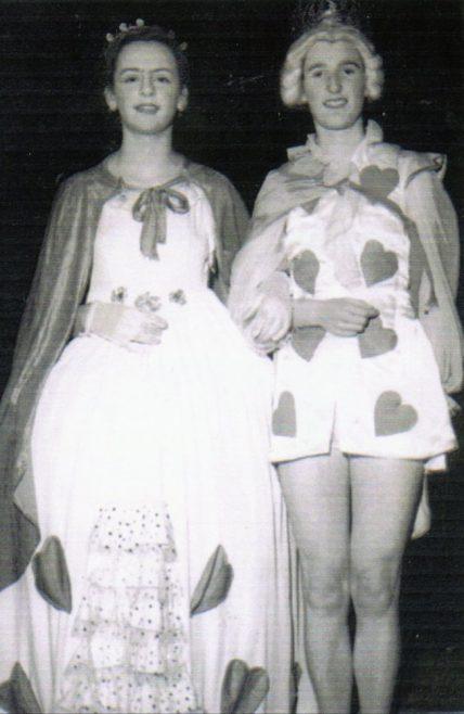 Barbara Rogers and Irene Woodhouse | Irene Bailey