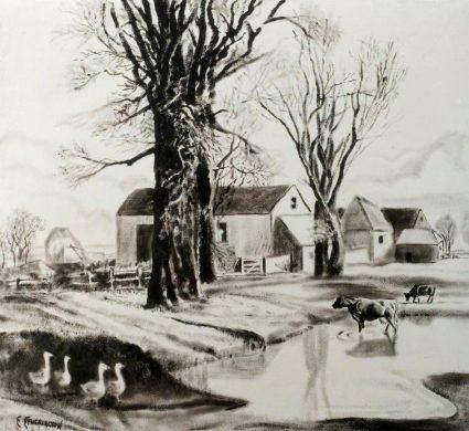 A Canvey Farm | E Etherington