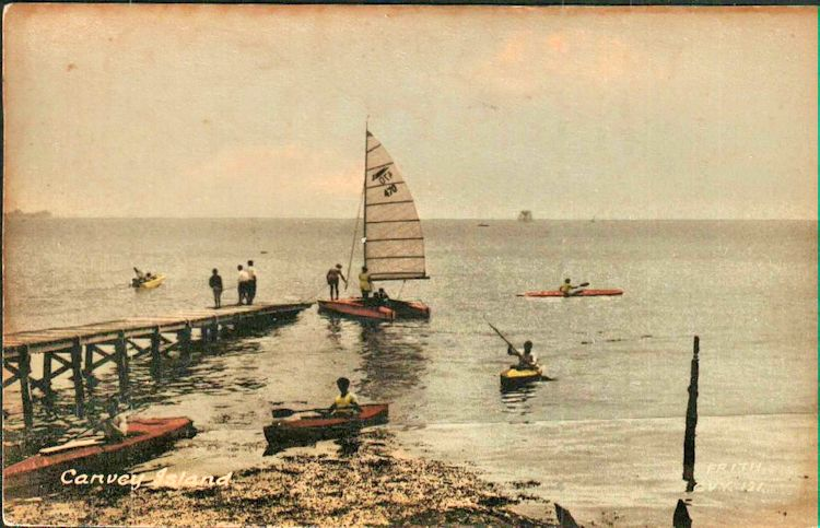 Capman Sands Sailing Club. | Roger Thipthorp collection
