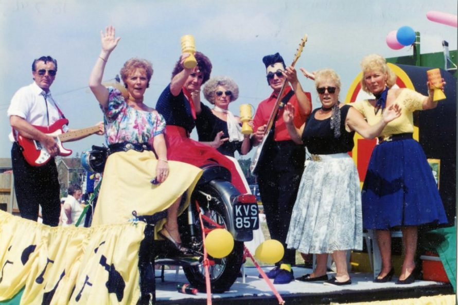 Carnival Photos from 1994