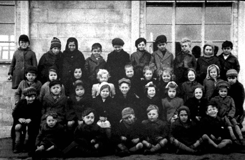 Long Road School (Canvey County) 1949