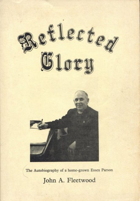 Reflected Glory (Part 1)