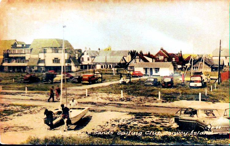 Chapman Sands Sailing Club | Roger Thipthorp collection