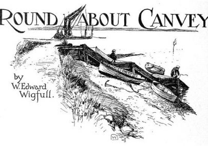 Round about Canvey published in the Yachting Weekly 1914