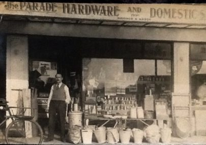 The Parade Hardware and Domestic Stores