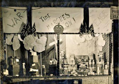 Post War Shop Window