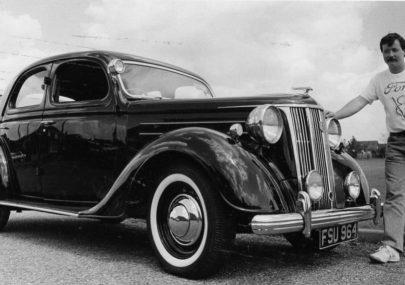 1950 V8 Pilot