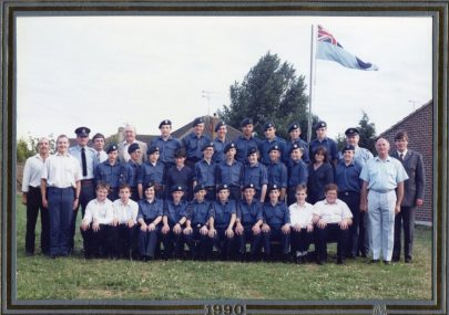 Canvey Island Air Training Corps
