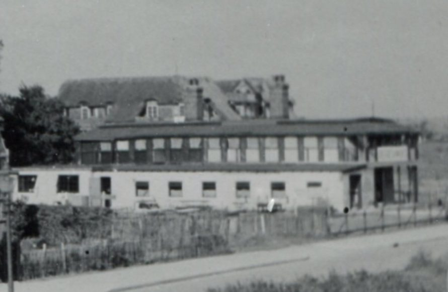 Closeup of Ozonia and Marlborough House