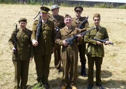 Canvey's Own Dads Army