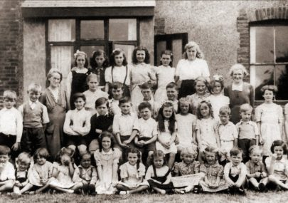 Kingsley Hall School 1940s