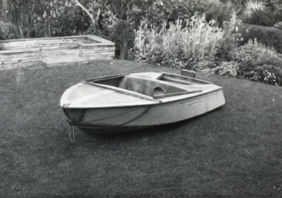 Dinghy Raffle July 1967