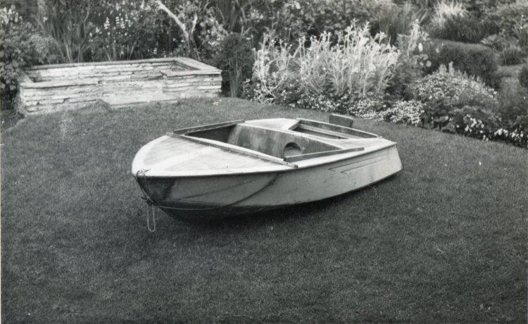 Dinghy Raffle July 1967