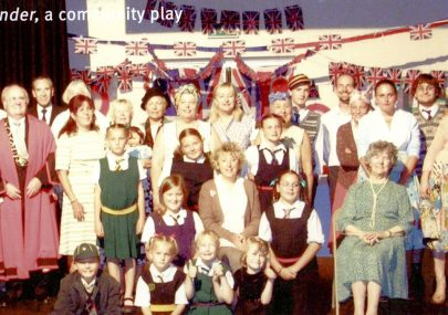 The Play 'A Town in the Sea' 2004