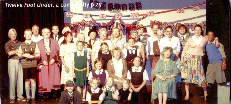12 Feet Under, A Community Play