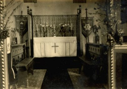 St Katherine's Church Interior