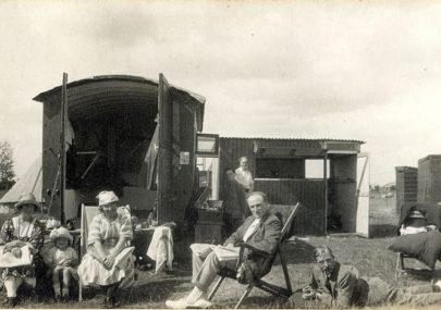 Old Canvey Photo September 1923