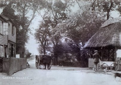 Canvey Village c1907