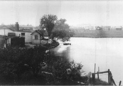 Island Farm & Croppenberg Lake