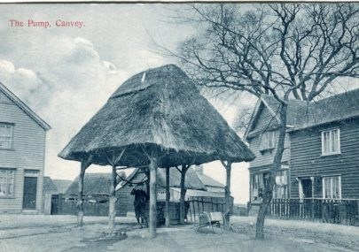 Canvey Village pump