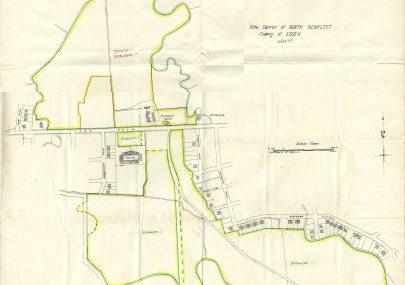Map Southwick Farm Area