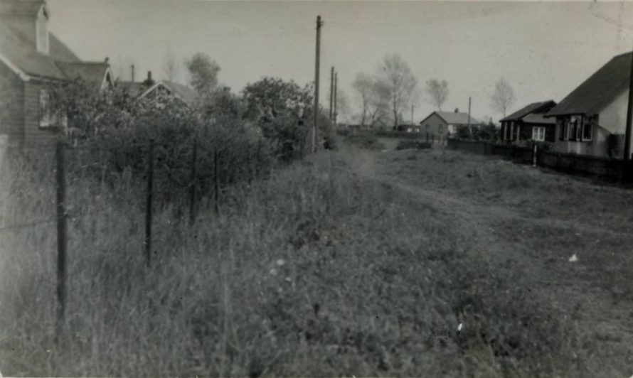 Unmade Delfzul Road
