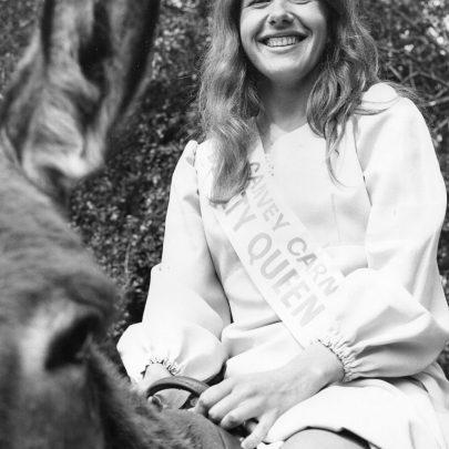 1974 Sandra Redgate at Runnymead Fair