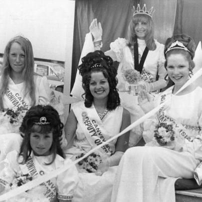 1972 Queens Float
