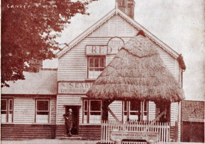 Eight-Sided Cottage