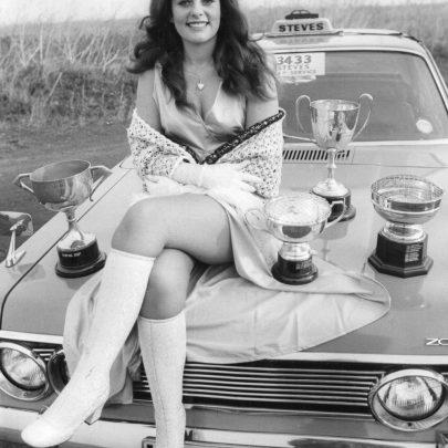 1971 Shirley Scantlebury
