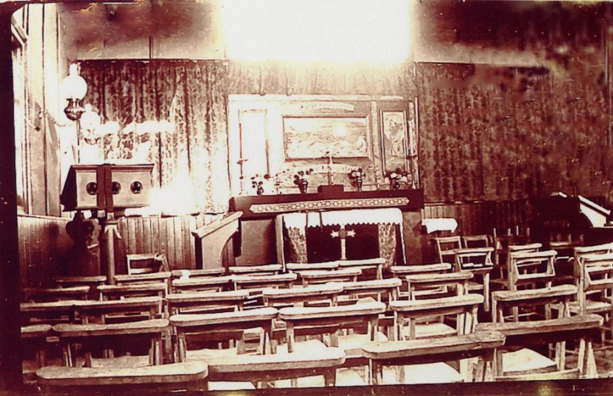 Inside the Old St Annes Church | K Bonsor