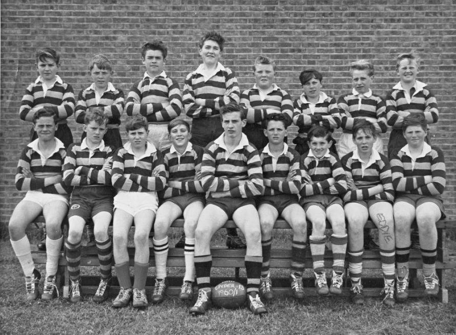 Furtherwick Park School Under 13's Rugby Team
