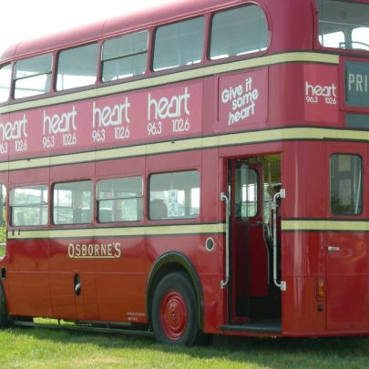 The Castle Point Transport Museum was in attendance | Janet Penn