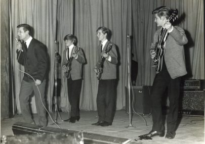 Youth Centre Band Contest 1964