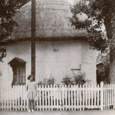 Dutch Cottage 1621