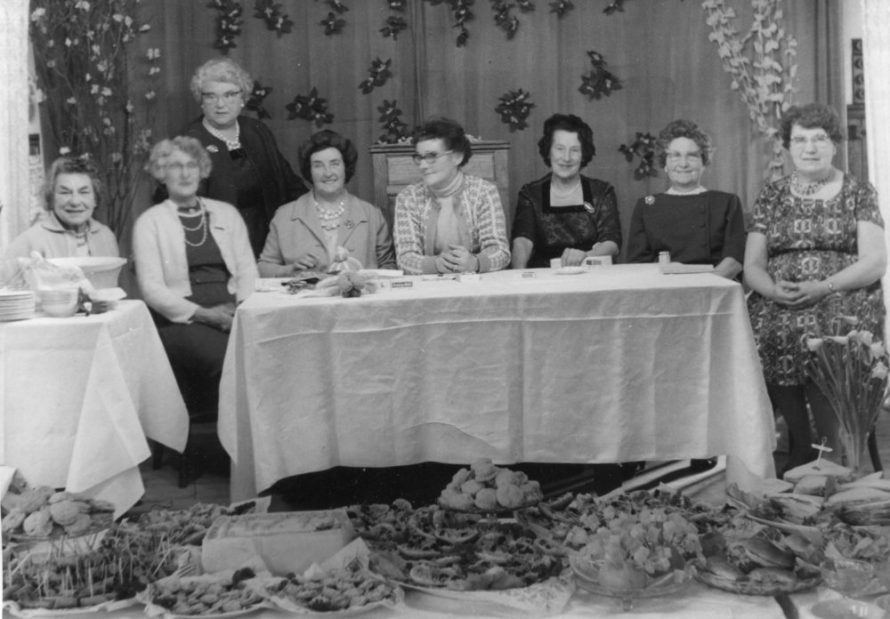 Womens Institute 1960's | Keith Bonsor