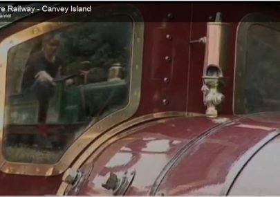 Canvey Island's Miniature Railway