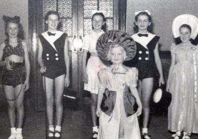 Georgette's Juveniles 1949