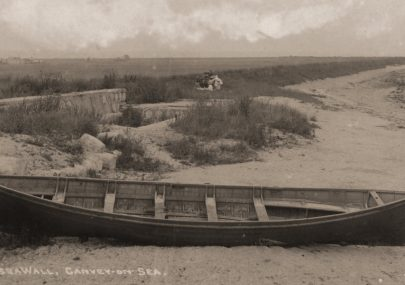 Early Canvey Postcard
