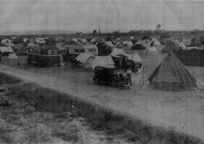 Fielder's Post War Camp