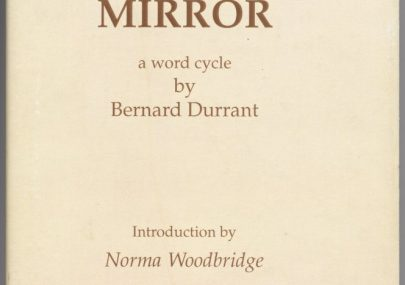 The Dark Mirror, a word cycle (Canvey Island & Beyond)
