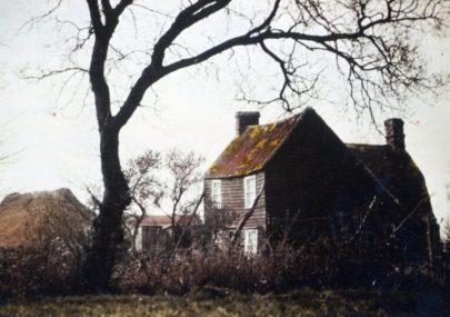 The Old Charfleet Farm House